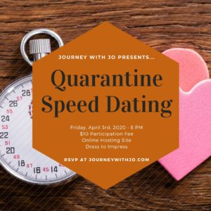 Quarantine Speed Dating